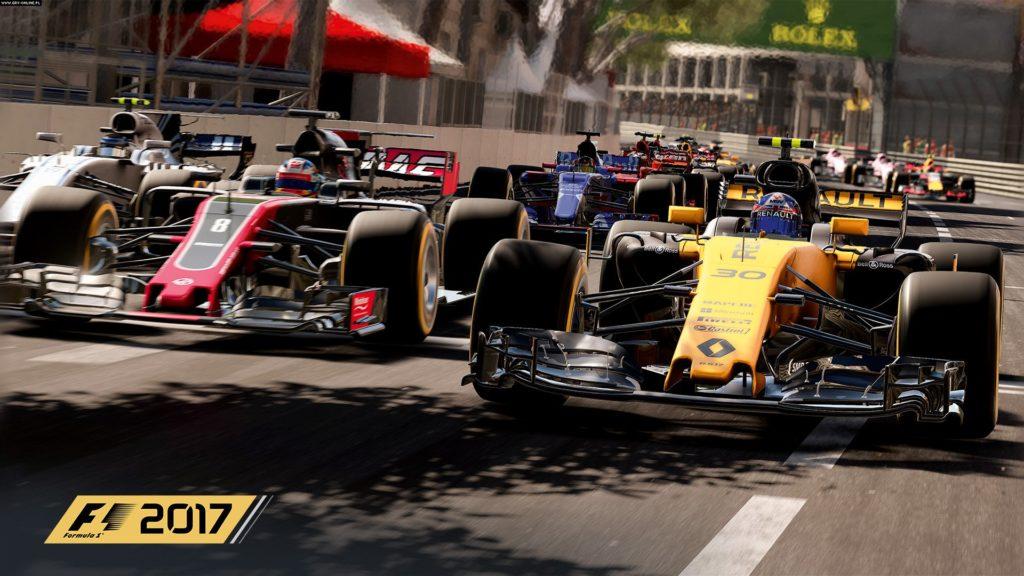 F1 2017 mac free
