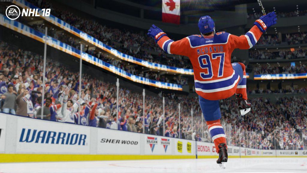 NHL 18 for mac
