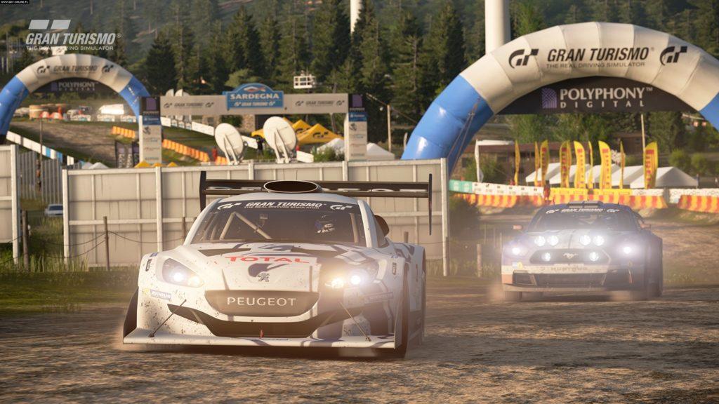 Gran Turismo Sport Mac Download