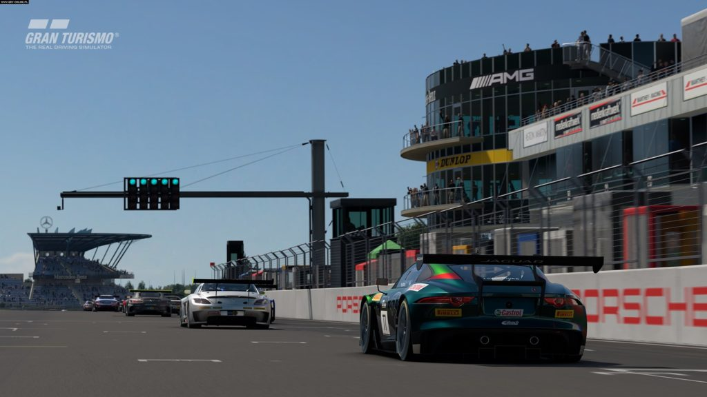 Gran Turismo Sport for mac download