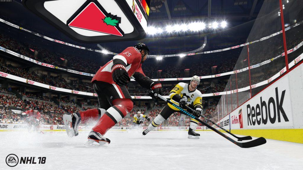 NHL 18 mac free