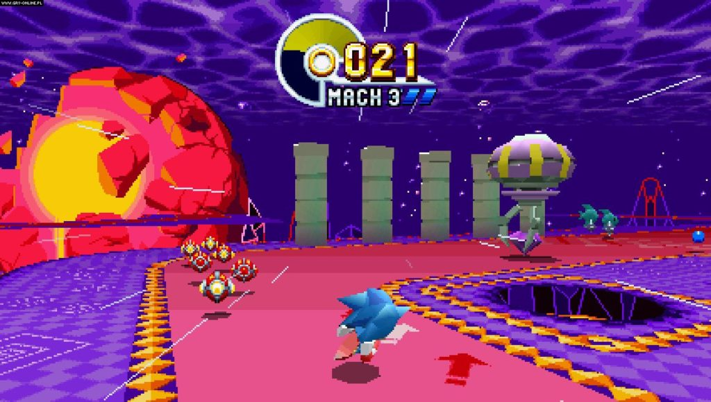 Sonic Mania mac free download