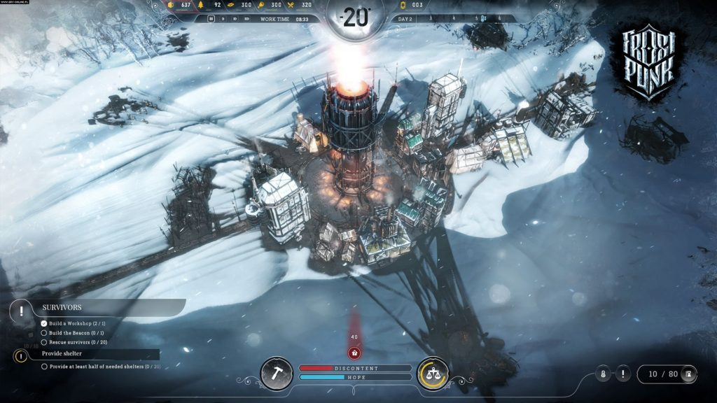 Frostpunk mac download free