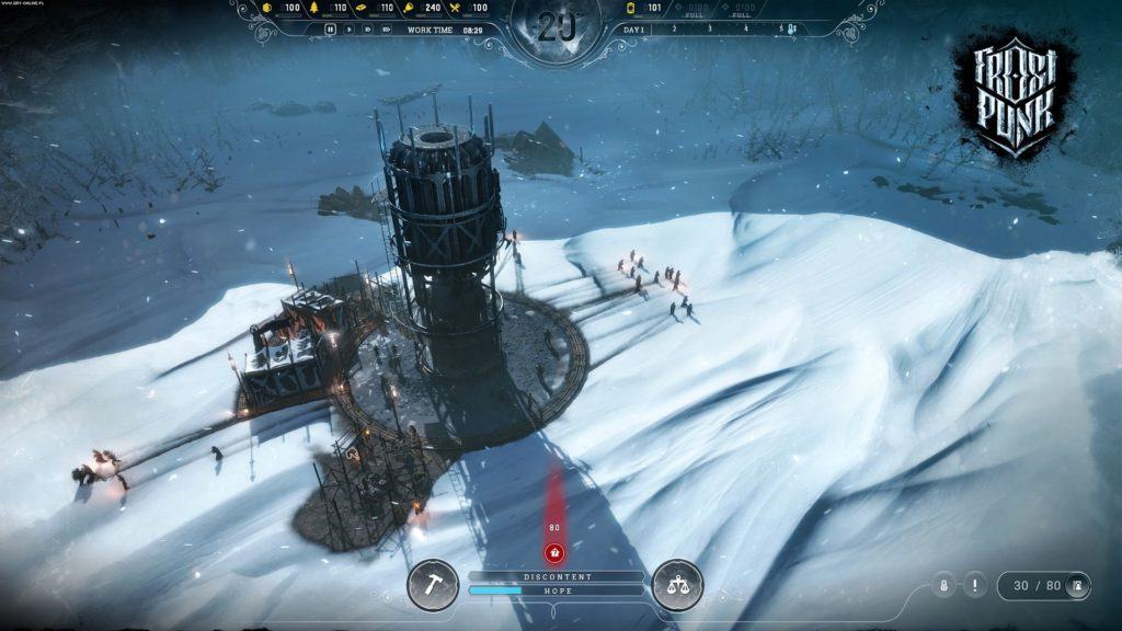 Frostpunk mac download