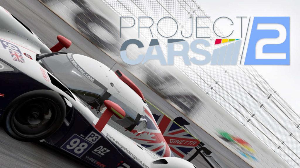 Project Cars 2 Mac Download