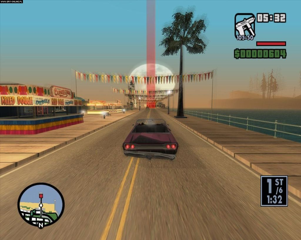 Grand Theft Auto SAN ANDREAS mac download for free