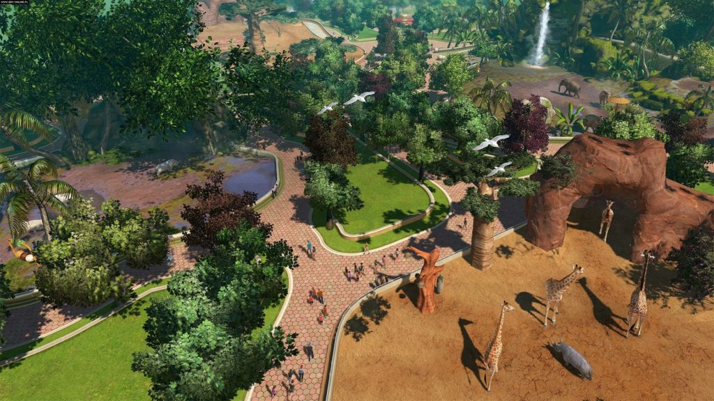 Zoo Tycoon 3 Mac download free