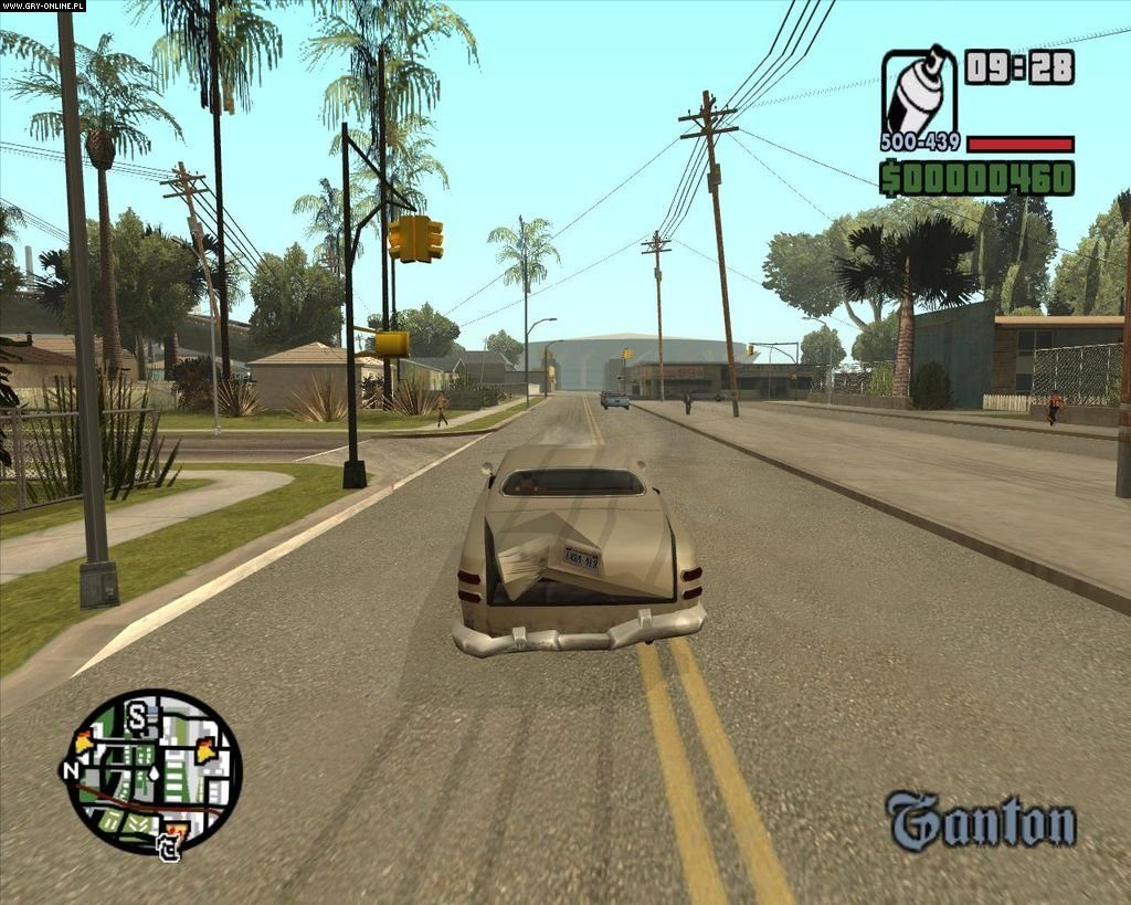 Grand Theft Auto SAN ANDREAS for mac