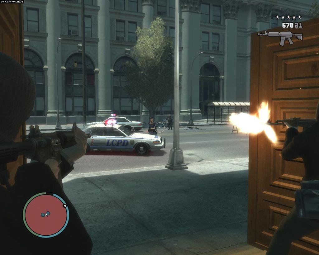 Grand Theft Auto 4 mac download