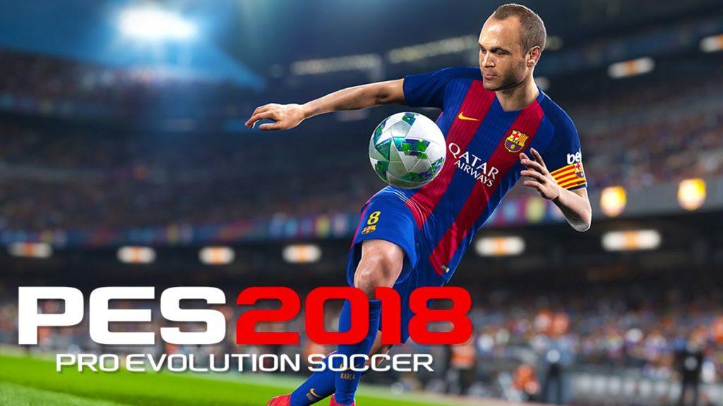 Pro Evolution Soccer 2018 Mac Download