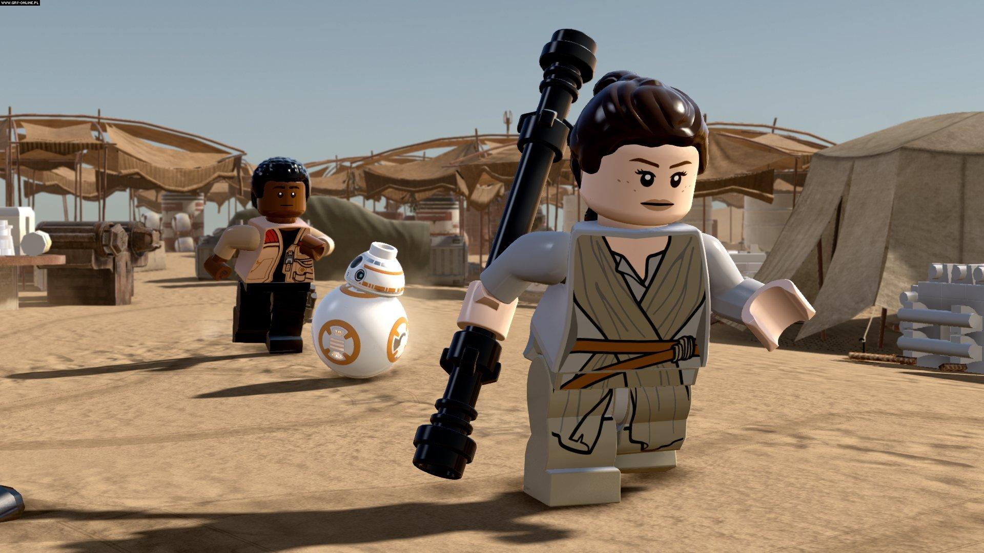 LEGO Star Wars The Force Awakens mac free