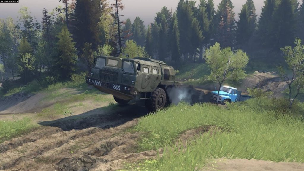 Spintires download for mac