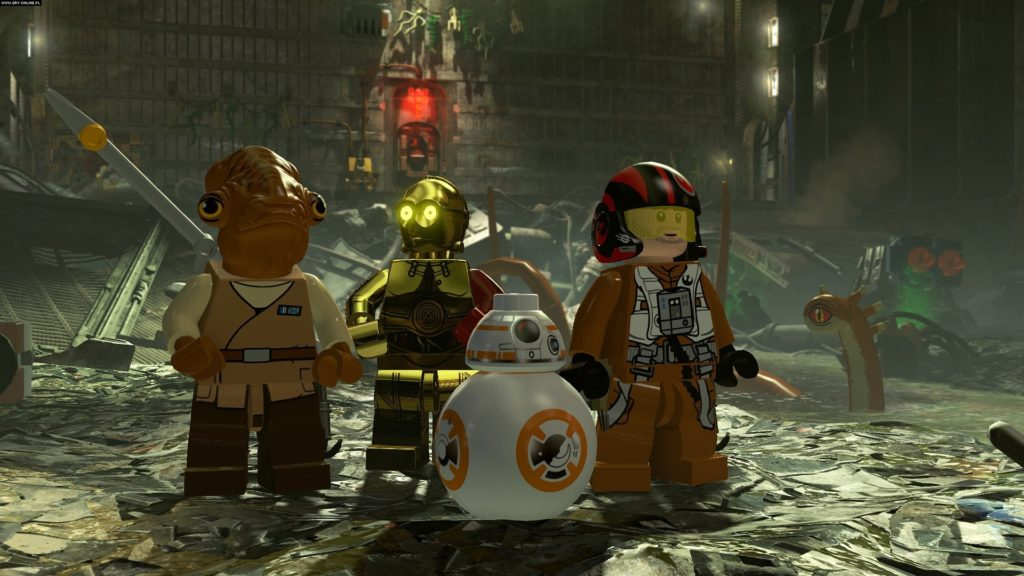 LEGO Star Wars The Force Awakens mac download for free