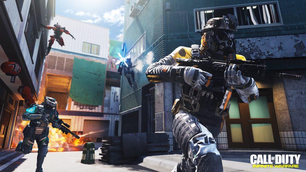 Call of Duty Infinite Warfare mac download