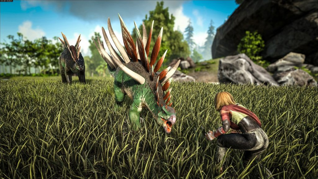 ARK Survival Evolved mac download