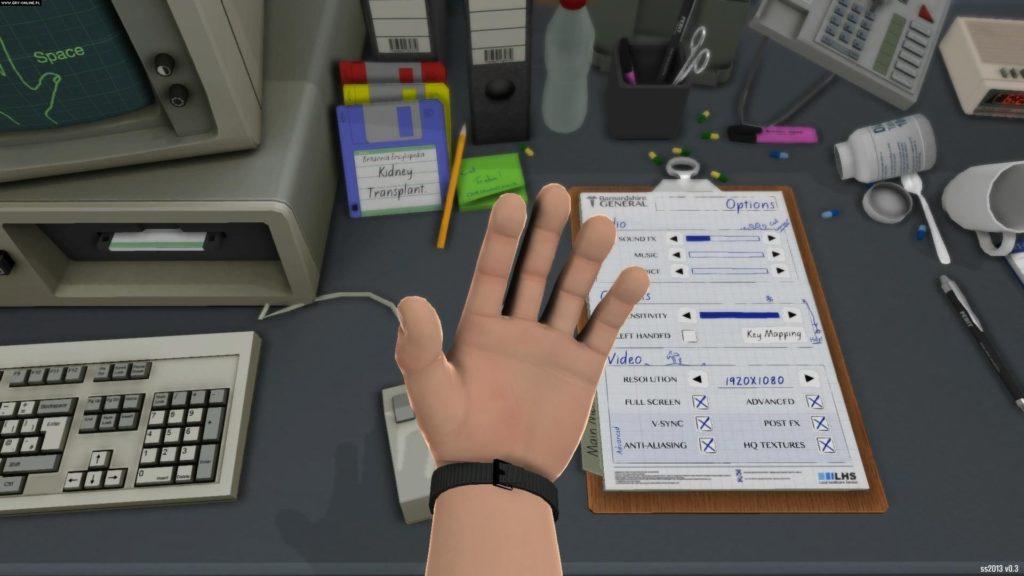 Surgeon Simulator mac downlaod