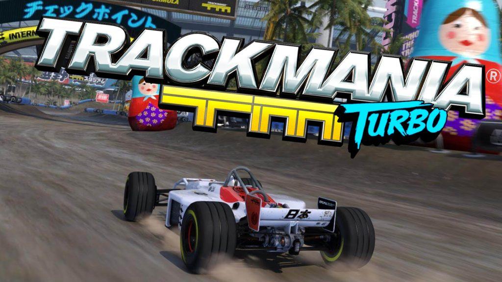Trackmania Turbo mac download