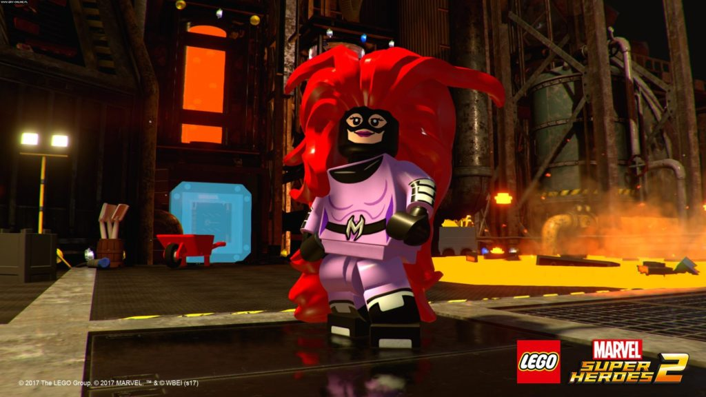 LEGO Marvel Super Heroes 2 mac free
