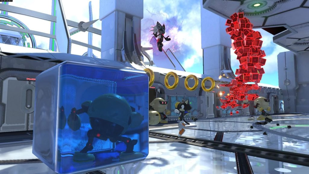 Sonic Forces mac for free