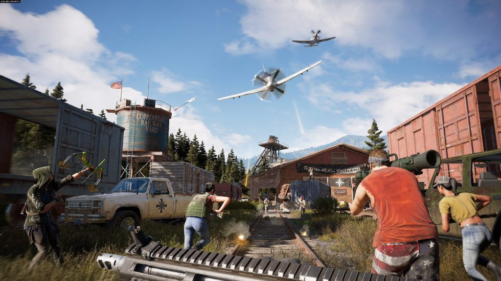 Far Cry 5 mac download for free