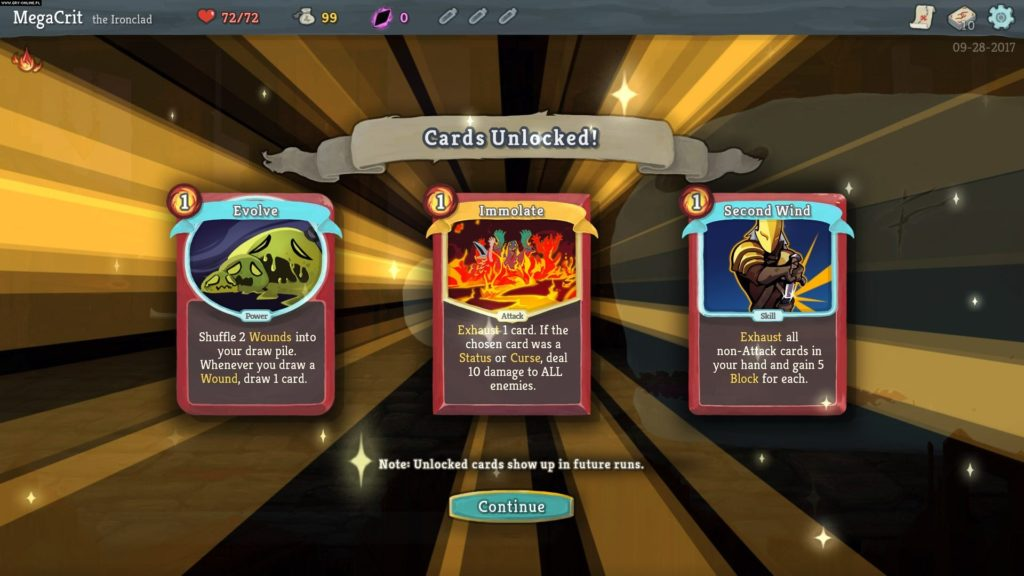 Slay the Spire mac download