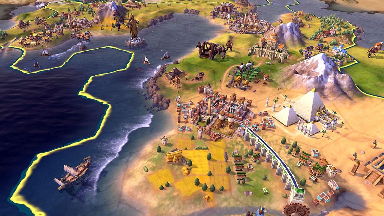Civilization 6 download for mac