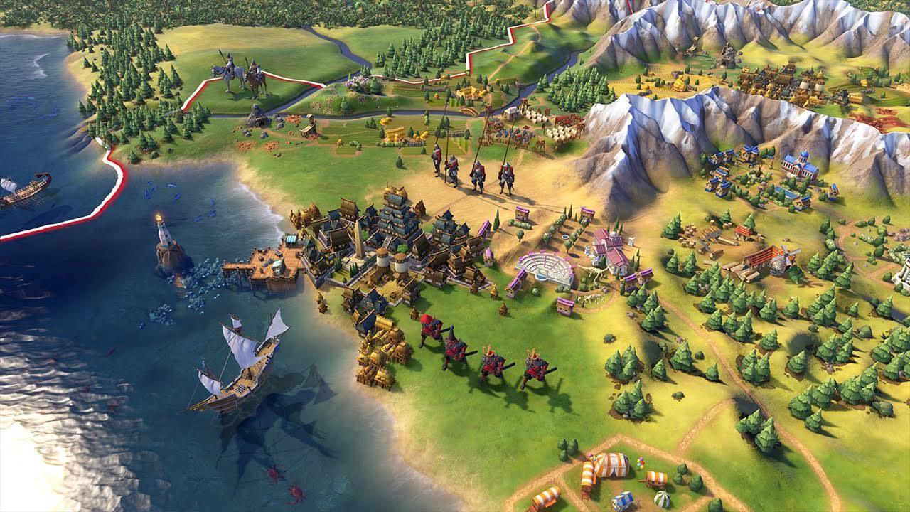 Civilization 6 download free