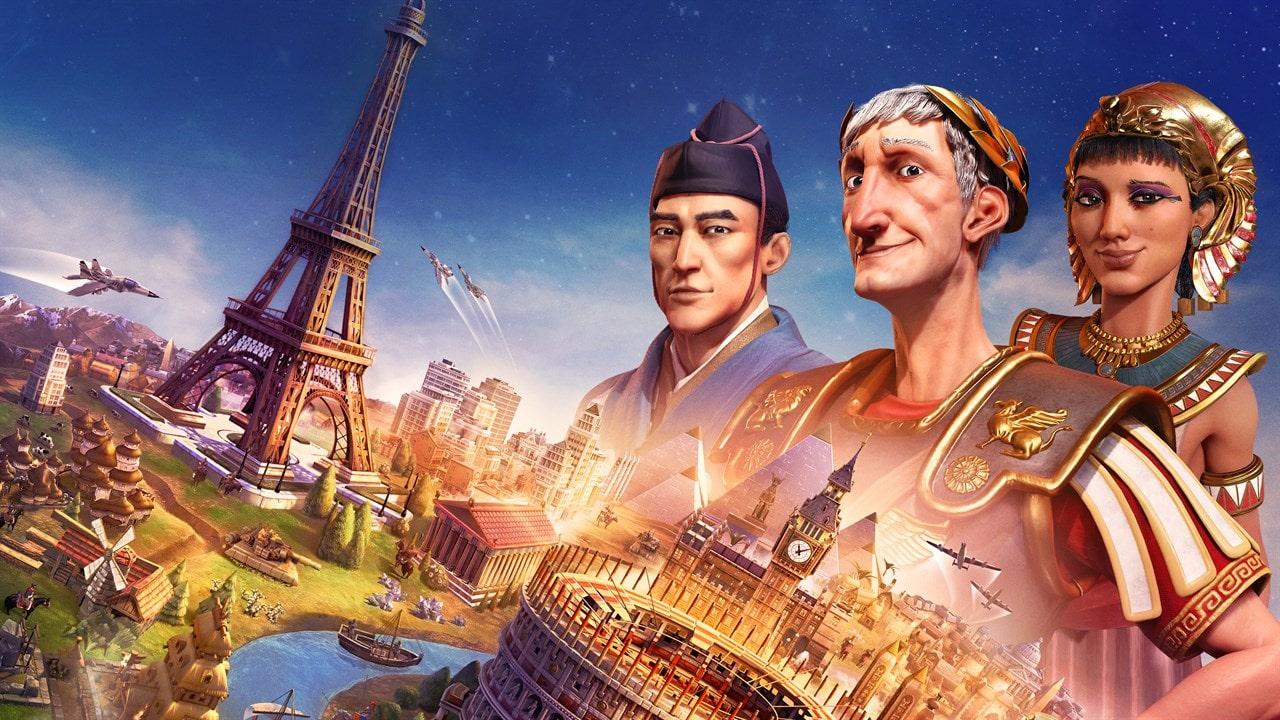 Civilization 6 full game mac