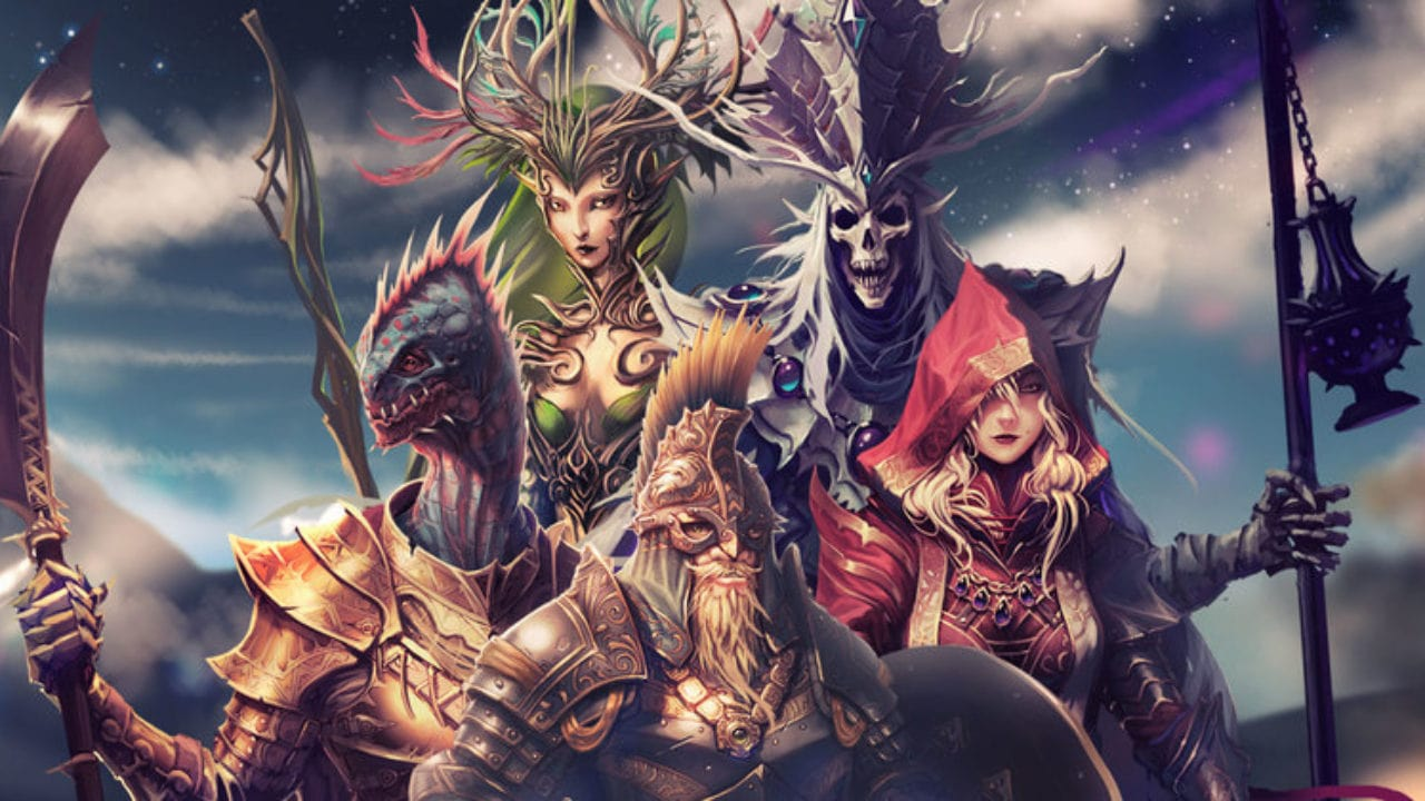 Divinity Original Sin 2 download for mac