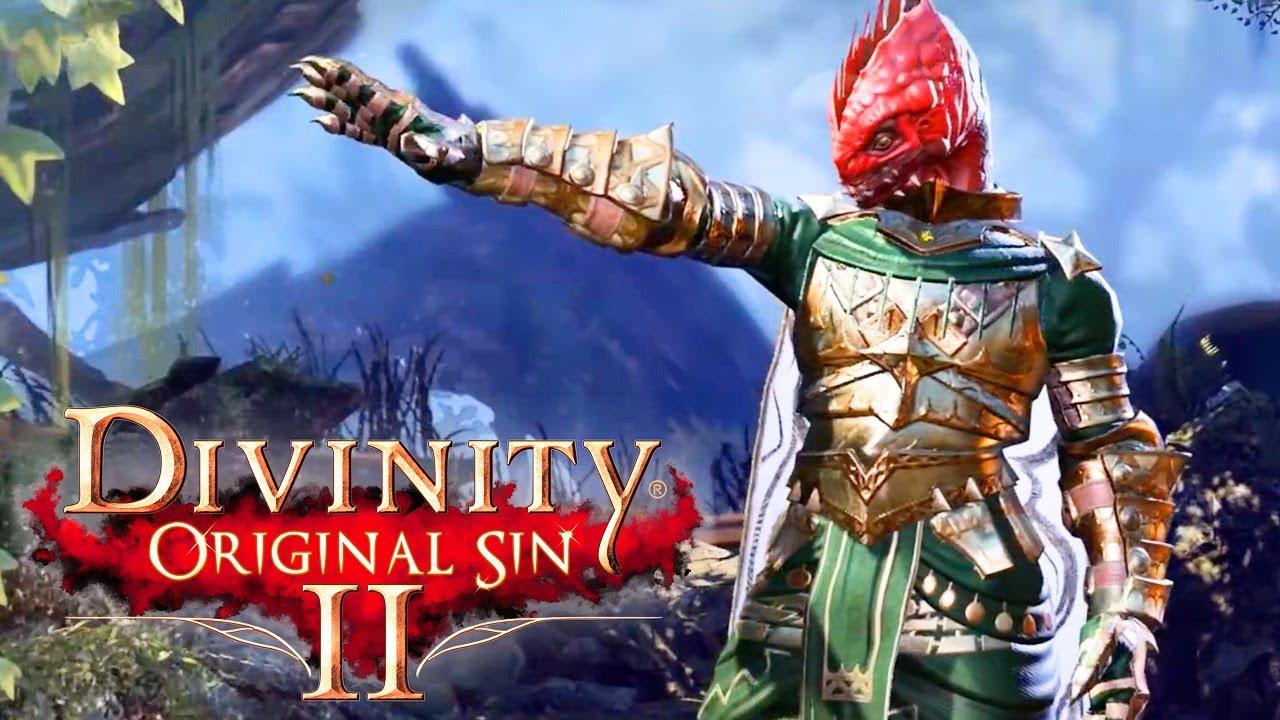 Divinity Original Sin 2 mac