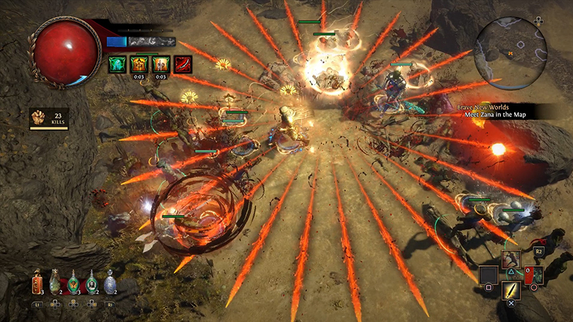 Path of Exile download for mac
