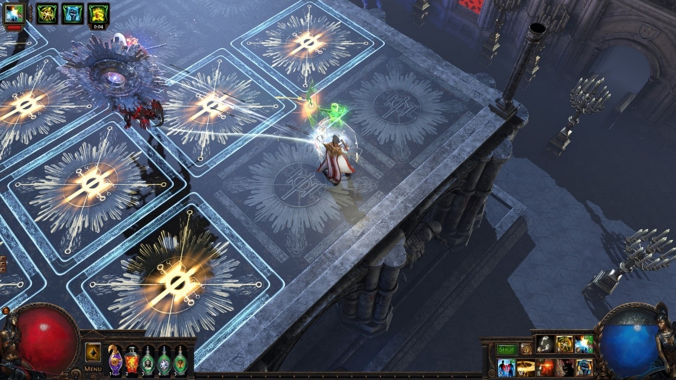 Path of Exile download free