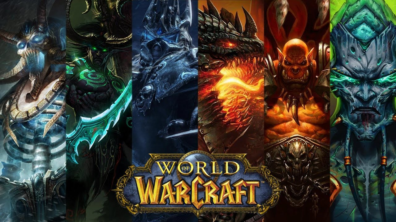 World Of Warcraft download for mac