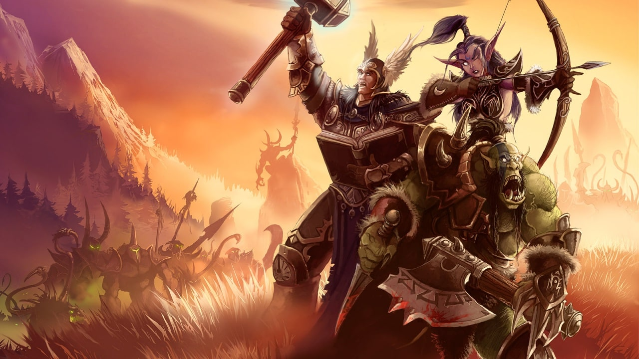 World Of Warcraft download free
