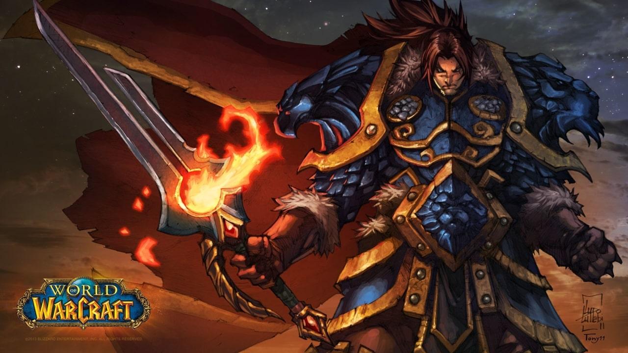 World Of Warcraft mac